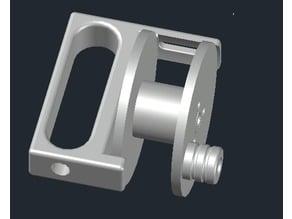 Dive Reel, Scuba- MKII (Modified)