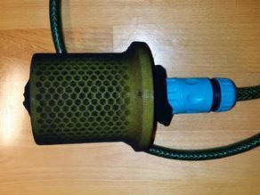 "Threaded 3/4"" water intake filter"