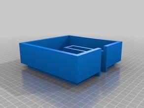 Night Stand Box for Hemma Ikea Lamp