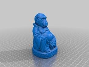 Monkey Buddha (FIXED) (Animal Collection)