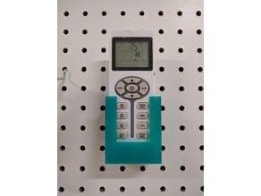 Soleus Air AC Remote Cradle for Pegboard