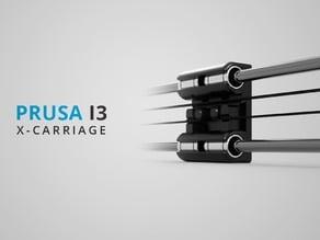 Prusa I3 X-Carriage