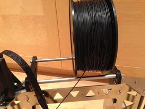Prusa I3 Steel Spool Holder