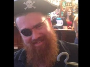 Pirates Eye patch For International Talk Like A pirate Day