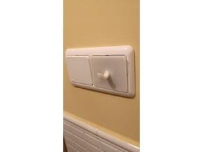 Pulsador para Interruptor de pared - wall switch button