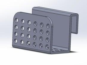 Shower door soap holder (fits LUSH soaps)
