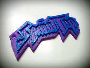 Spinal Tap Keychain