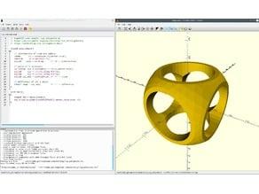 AngelCAD - 3D solid modeller