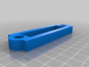 3D printer nozzle brush fixer
