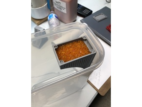 Desiccant Bin for Filament Dry Box
