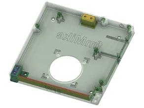 Alfawise W10 Socket (Fan Update + Full-Size SD Card)