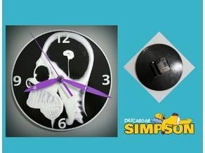 Reloj Homer3D