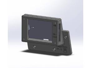 Folger Tech FT-5 TFT32 Screen mount (Rev 3)