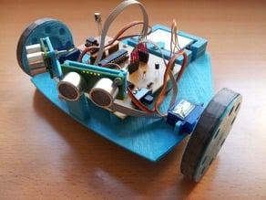 SFRNEC - Robot