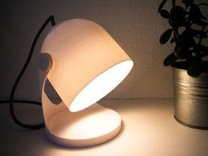 Minimal Bedside Lamp