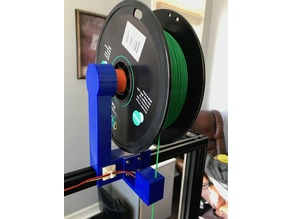 CR-10 Top Mount Spool Holder
