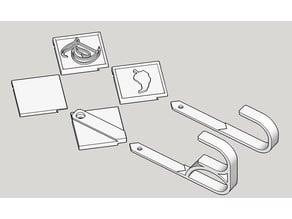 Sword Wall Hangers