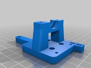Hypercube Prometheus (J-head Groove) mount and clamp