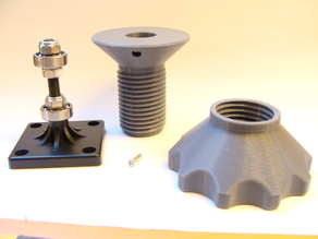 K8400 Low Friction Spool Holder