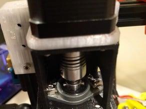 TEVO Tarantula Z-Axis support use KFL08 bearing