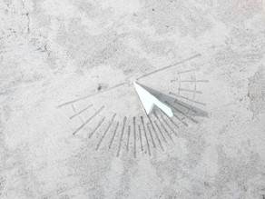 Customizable Sand Sundial - (easy & accurate)