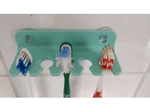Toothbrush Holder (suction cups)