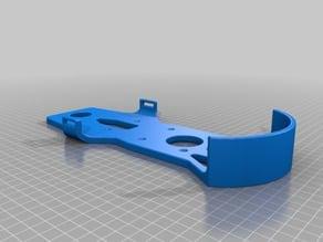 Luftwaffe pedals for Saitek pro flight rudder