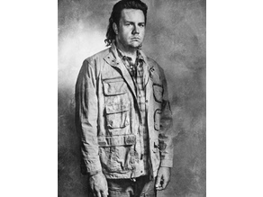 Eugene Porter Lithophane The Walking Dead