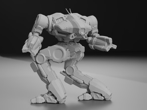 SNV-1 Supernova for Battletech