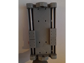 New z-axis design Root CNC 2.1 , compatible with Z Carriages.