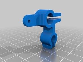 Pala Timón Barco+soporte tubo refrigeración