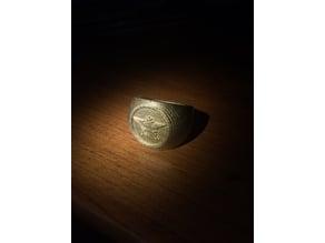 Phantomhive Family Crest Ring