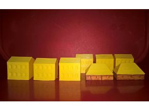 Houses 1:100