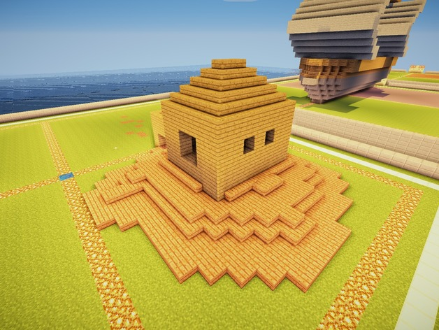 Comments For Small Minecraft Island House By Welikecookiez Thingiverse