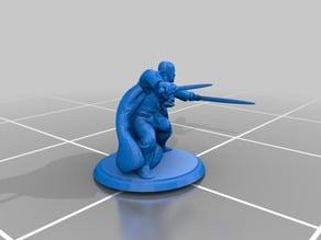 Jedi Knight - Dual Lightsabers - Generic Models