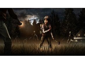 The Walking Dead Telltale season 2 Clementine