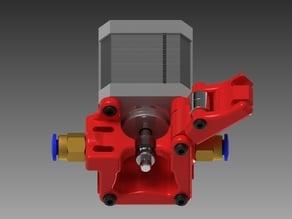 Infill 3D Bowden Extruder