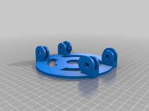 My Customized ROLLER RING | Parametric Filament Spool Holder