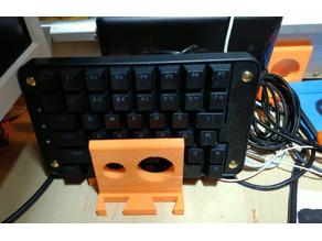 Connectable Keyboard Holder