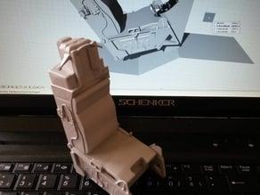Schleudersitz ACES 2 für F-16
