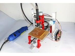 DIY Mini CNC Engraving Machine