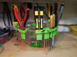 Spool Tool Holder