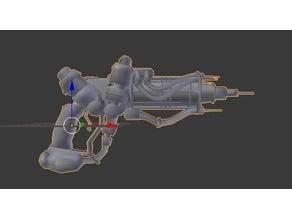 Plasma Pistol from Fallout New Vegas
