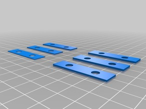CR-10s z axis motor spacers