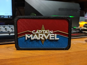 Modular Belt Buckle - Marvel Collection