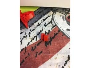 2.85 MM filament clip
