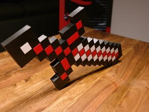 Minecraft Sword XXL