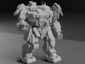 "TDR-5S-T Thunderbolt ""Tallman"" for Battletech"