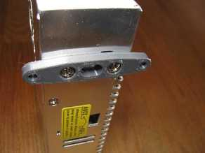 Power Supply mounting clip