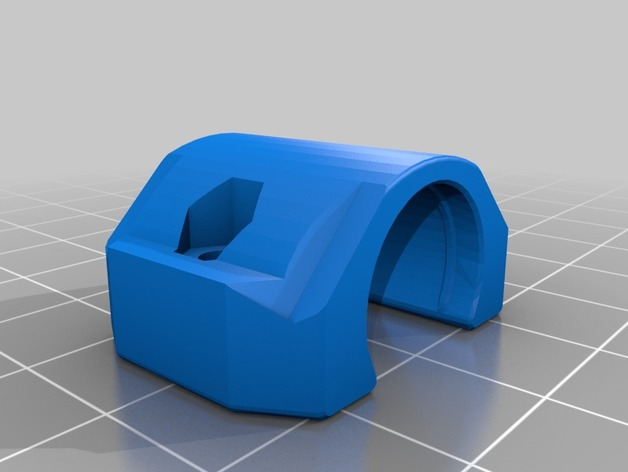 Prusa i3 MK3 Bearing Holders by VonPitter - Thingiverse